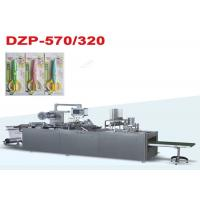 Wholesale DPZ-320 High Output Automatic Tablet Blister Packing Machine for Scissors from china suppliers