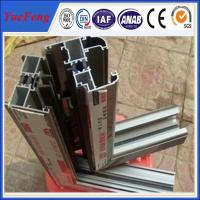 Wholesale Casement aluminum extrusion windows and doors for office building from china suppliers