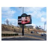 Wholesale 1R1G1B SMD3535 HD Outdoor Advertising Led Display P10 320 * 160mm FCC / ROHS from china suppliers