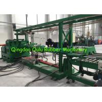 Wholesale 150mm 42R / Min Green Rubber Extruder Machine XJLP - 150 CE EAC Certificated from china suppliers