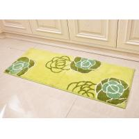 Wholesale Office Indoor anti fatigue Washable Microfiber Floor Mat , custom size from china suppliers