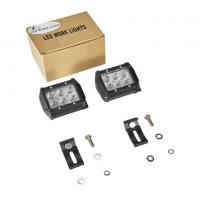 Wholesale 4 Inch 18W 6 Cree LED Work Cube Light Bar Spot Beam Offroad Driving Fog Light from china suppliers