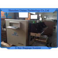 Wholesale Small Size Duel Energy X Ray Baggage Scanner SF5030C Use For Hotel Detection from china suppliers