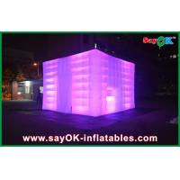 Wholesale Lighted Inflatable Air Tent Wedding Decoration Air Inflatable Tent from china suppliers