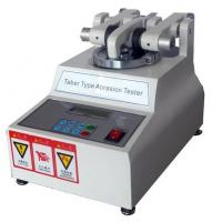 Wholesale Professional Supplier Abrasion Testing Equipment , Taber Abrasion Tester Din 53754 from china suppliers