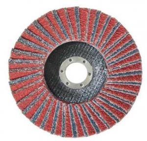 China Hardware  GRINDING WHEELS-TYPE 27 Abrasive Blaze R980P CA Coarse Grit Center Mount Plastic Flat Flap Disc on sale