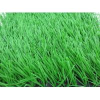 Wholesale Light Green Premium Artificial Turf , Football Artificial Grass For University Soccer from china suppliers