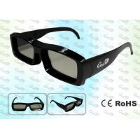 Wholesale Cinema and Home TVs Circular polarized 3D glasses from china suppliers