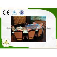 Wholesale Restaurant Gas Teppanyaki Grill Table from china suppliers