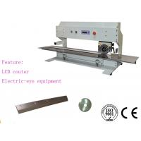 Wholesale 0.8MM - 3.5MM Thickness PCB V Cut Machine With Adjustable Rotary Knob from china suppliers