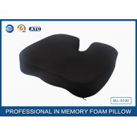 Wholesale Anti - Haemorrhoid Memory Foam Chair Cushion with Soft and air ventilate Fabric from china suppliers