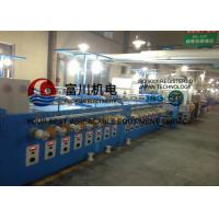Wholesale 24Pcs Alloy Wire Annealing / Cable Coiling Machine For Single Wire Dia 0.04 - 0.127mm from china suppliers