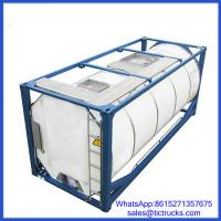 Wholesale Portable iso Tank Container   20 feet LNG tank   WhatsApp:8615271357675  Skype:tomsongking from china suppliers