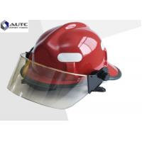 China OEM ODM PPE Safety Helmet Waterproof Multilayer Structure High Tensile Strength for sale