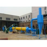 Wholesale Coal Powder Rotary Dryer Machine For Wood / Sawdust / Crop Straw Drying from china suppliers
