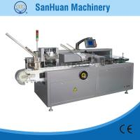 Quality ALU PVC Blister / Bottle Automatic Cartoning Machine Pharmaceutical Packaging Equipment for sale