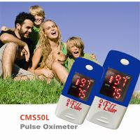 Wholesale hot selling spo pulse oximeter pulse oximeter 50L for testing PR and SPO2 spo pulse oximeter from china suppliers