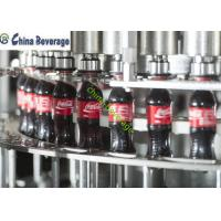 Quality Cola Carbonated Drink Filling Machine Fully Automatically 18000 Bph Pet Bottle Beverage for sale