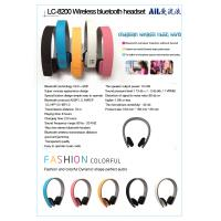 Wholesale AiL bluetooth headphone/bluetooth headset as promotional gift from china suppliers