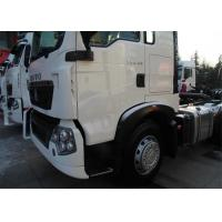 Wholesale SINOTRUK HOWO T5G MAN Engine Tractor Truck LHD 6X4 Euro 4 336 HP ZZ4257N324GD1 from china suppliers