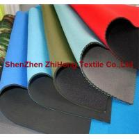 Wholesale Anti-shock waterproof CR neoprene fabrics for sports/ Medical equipment from china suppliers