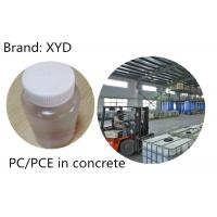 Wholesale High Strength Set Retarder Concrete Admixture PCE 50% Hs Code 38244010 from china suppliers