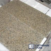 Wholesale Chrysanthemum Yellow Granite Tile from china suppliers