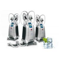 Wholesale Comfortable Cryolipolysis Body Slimming Machine With 4 Pcs Applicators from china suppliers