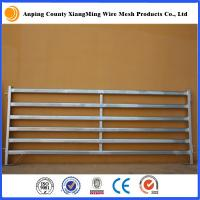 Wholesale 1x2.1m, 1x2.8m sheep yards sheep handling equipment portable sheep yards from china suppliers