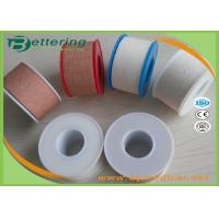 Wholesale Zinc Oxide Plaster Medical Adhesive Plaster  Sports tape cotton tearable adhesive bandage medical tape from china suppliers