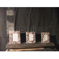 Buy cheap Durable & Innovative Customized Picture Frames with Coconut Husk from wholesalers