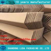 Wholesale Luda paper corner protector paper angle bead with L style 1000*40*40*4MM from china suppliers