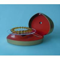 Wholesale Advertising Solar Display Stand Jewelry Protection With Red Cover from china suppliers