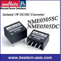 Wholesale NME0505SC (Murata-ps) 1W 5V DC-DC Converters from china suppliers
