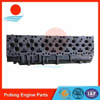 China Cummins motor spare parts manufacturer in China, 6CT common rail cylinder head for automobile and excavator on sale