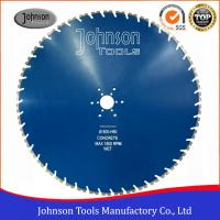 Wholesale 4.8/5mm Thickness Diamond Circular Saw Blade With Single U Segment from china suppliers