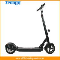 Wholesale CE FCC Approval Big Wheel Electric Kick Scooter Adult Electric Scooter Skateboard from china suppliers