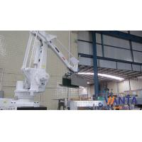 Wholesale Highly Automation Material Handling Robots , Industrial Robot Palletizer from china suppliers