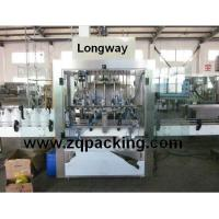 Wholesale Liquid bleach filling machine ,Bleach Liquid Filler from china suppliers
