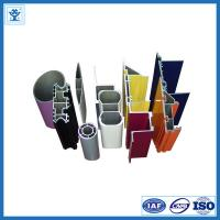 Wholesale China High quality factory supply color painted irregular aluminum profile from china suppliers