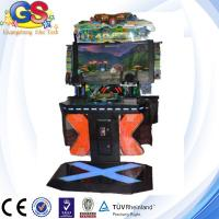 Wholesale 2014 3d video simulator shooting game machine , gun shooting simulator game machine from china suppliers
