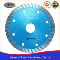 High Speed 105mm Ceramic Tile Saw Blades For Wall Tile / Floor Tile
