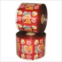 Wholesale Food Grade Plastic Roll Film Automatic Non-leakage For Snack Packaging from china suppliers
