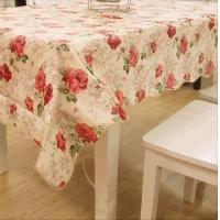Wholesale Printed PVC Table Cloths Waterproof from china suppliers
