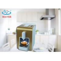 Wholesale 220 - 240V Portable Programmable Coffeemaker , Coffee Machines With Capsules from china suppliers