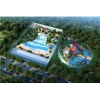 Wholesale Medium Water Playground Equipment / Outdoor Water Park Resorts from china suppliers