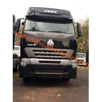 Wholesale Double Sleepers International Tractor Truck SINOTRUK HOWO A7 LHD 6X4 Euro2 420HP ZZ4257V3247N1B from china suppliers