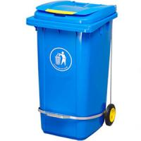 Wholesale Plastic Dustbin with Wheels and Lid from china suppliers