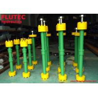 Stainless Steel Hydraulic Cylinder Custom Rod Bore120/60x960 For Marine Equipments