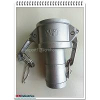 "Wholesale Stainless Steel camlock quick couping casting product type C size 2"" from china suppliers"